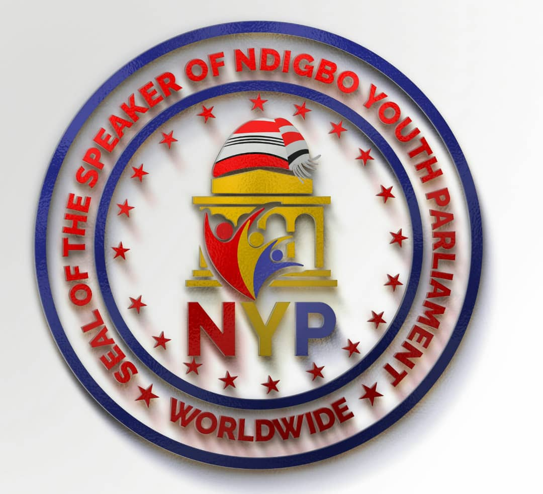 NDIGBO YOUTH PARLIAMENT (NYP) CONDEMNS THE AERIAL BOMBARDMENTS IN ORLU, BY NIGERIAN MILITARY, AND EXPRESSES TOTAL DISAPPOINTMENT IN ALL THE GOVERNORS OF SOUTHEASTERN STATES