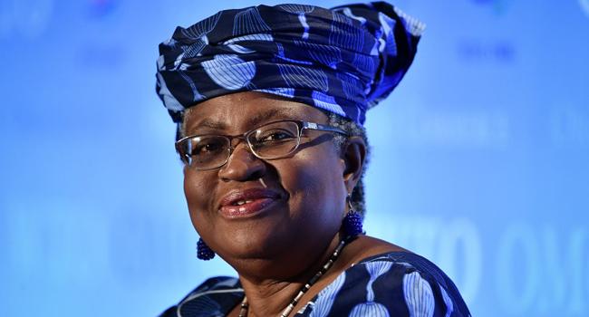WHO chief Tedros congratulates Okonjo-Iweala